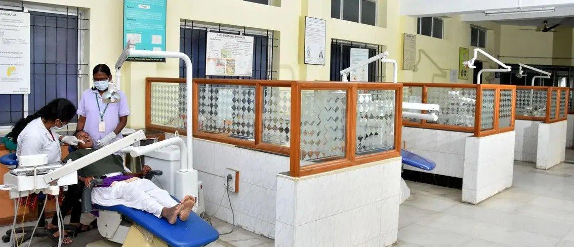 Dental Clinic In Coimbatore - Best Doctors In Coimbatore | Sri Ramakrishna Hospital