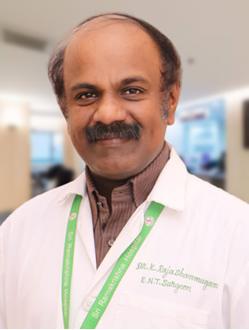 Best Ent Doctor In Coimbatore - Sri Ramakrishna Hospital