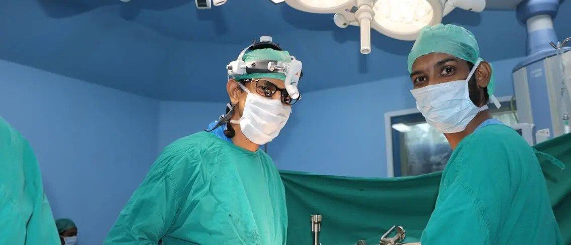 Best Liver Hospital In coimbatore - Sri Ramakrishna Hospital