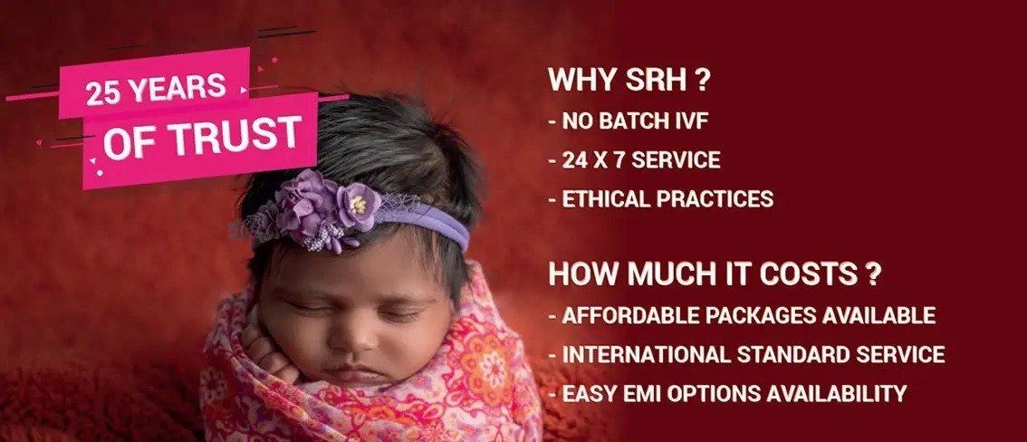 Test Tube Baby Hospital Coimbatore - Sri Ramakrishna Hospital