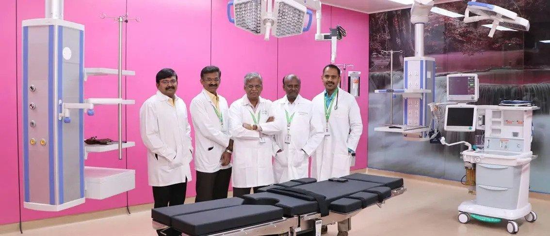 Kidney Hospital In Coimbatore - Sri Ramakrishna Hospital