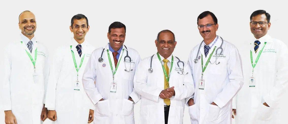 Gastroenterology Specialist In Coimbatore - Sri Ramakrishna Hospital