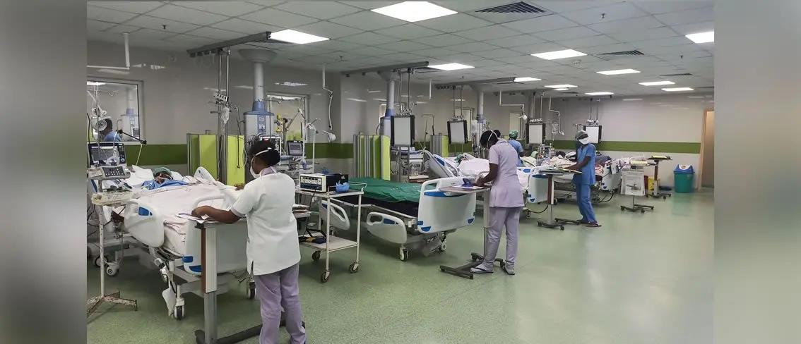Best Critical Care In Coimbatore - Sri Ramakrishna Hospital