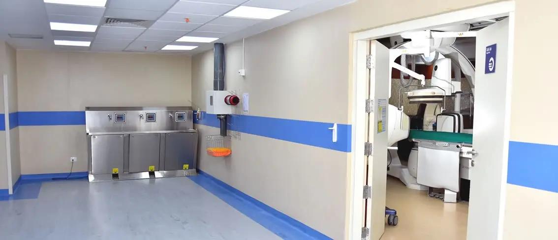 Interventional Radiology Hospital in Coimbatore - Sri Ramakrishna Hospital