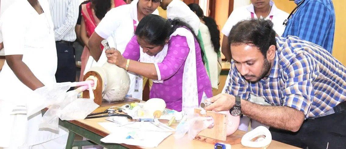 Pediatric Cardiothoracic Surgeon coimbatore - Sri Ramakrishna Hospital
