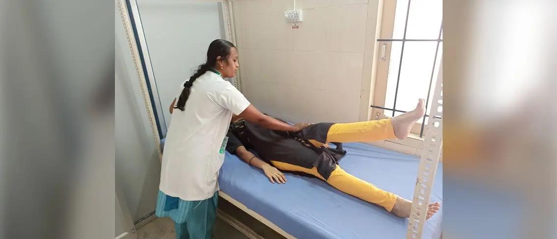Best Physiotherapist In Coimbatore - Sri Ramakrishna Hospital