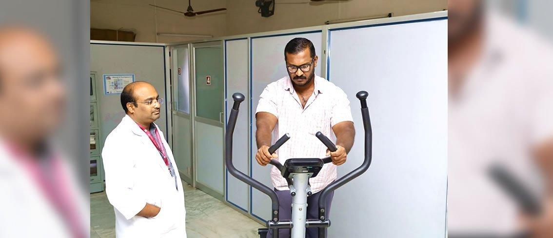 Physiotherapists In Coimbatore - Sri Ramakrishna Hospital