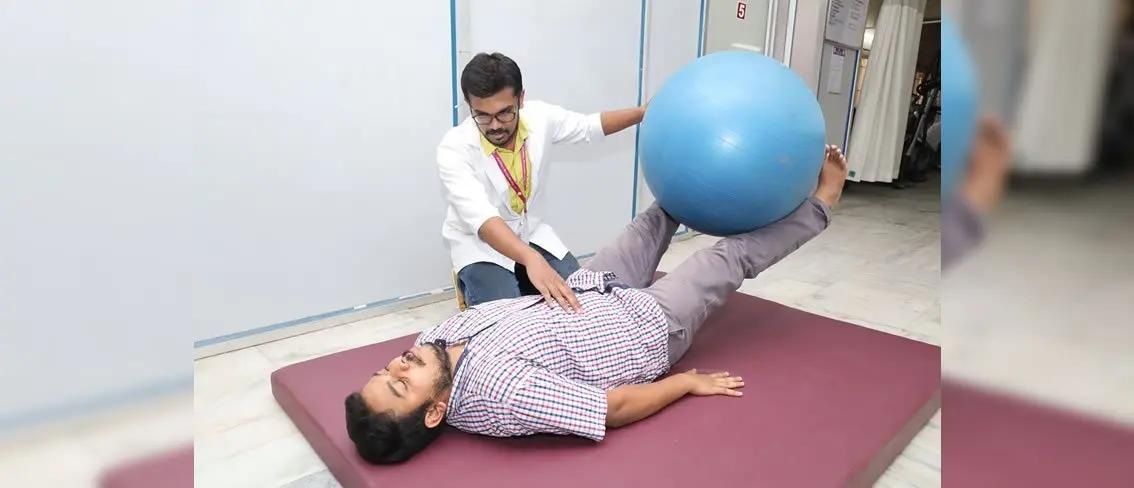 Physiotherapy Centre in Coimbatore - Sri Ramakrishna Hospital