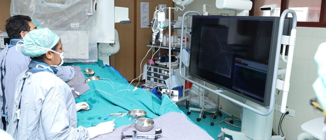 Heart Specialist in Coimbatore