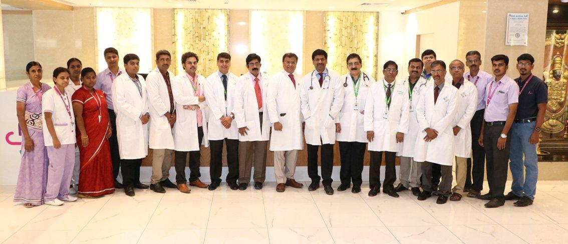 Best Cardiologist Specialist - Sri Ramakrishna Hospital