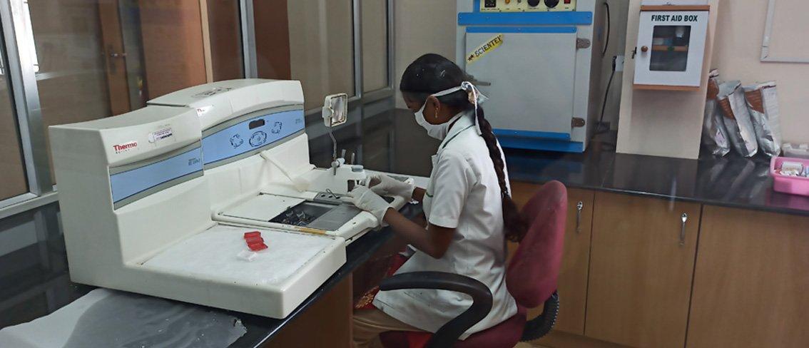 Clinical Laboratory - Sri Ramakrishna Hospital
