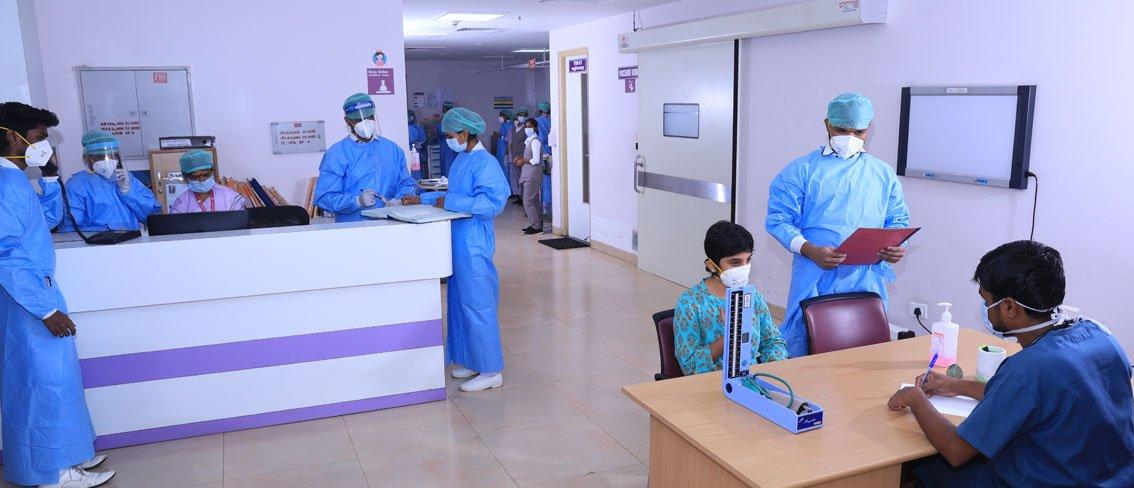 Emergency Care - Sri Ramakrishna Hospital