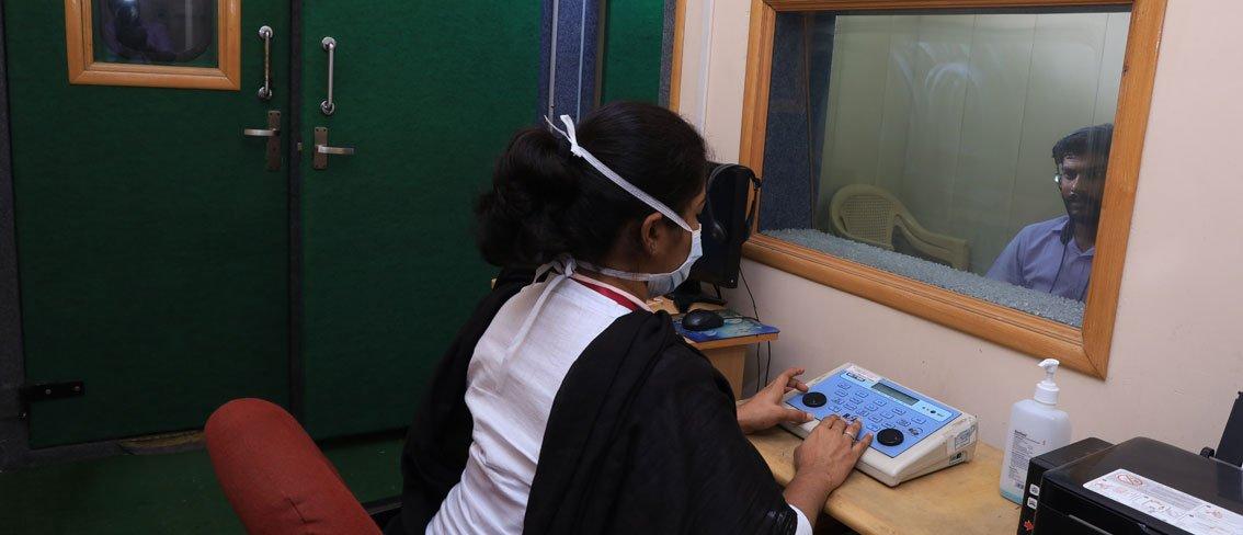 ENT Specialist - Sri Ramakrishna Hospital