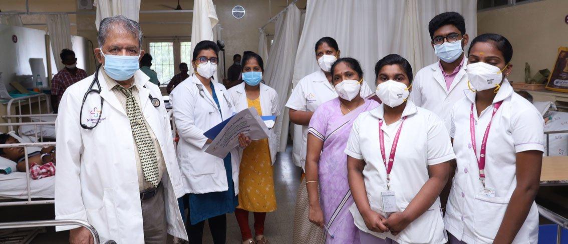 General Medicine - Sri Ramakrishna Hospital