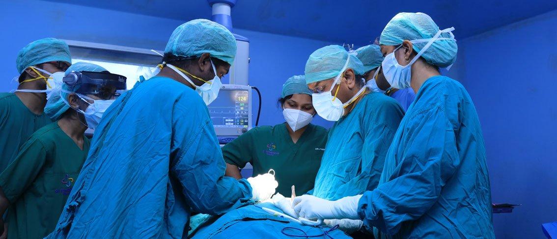 General Surgery - Sri Ramakrishna Hospital