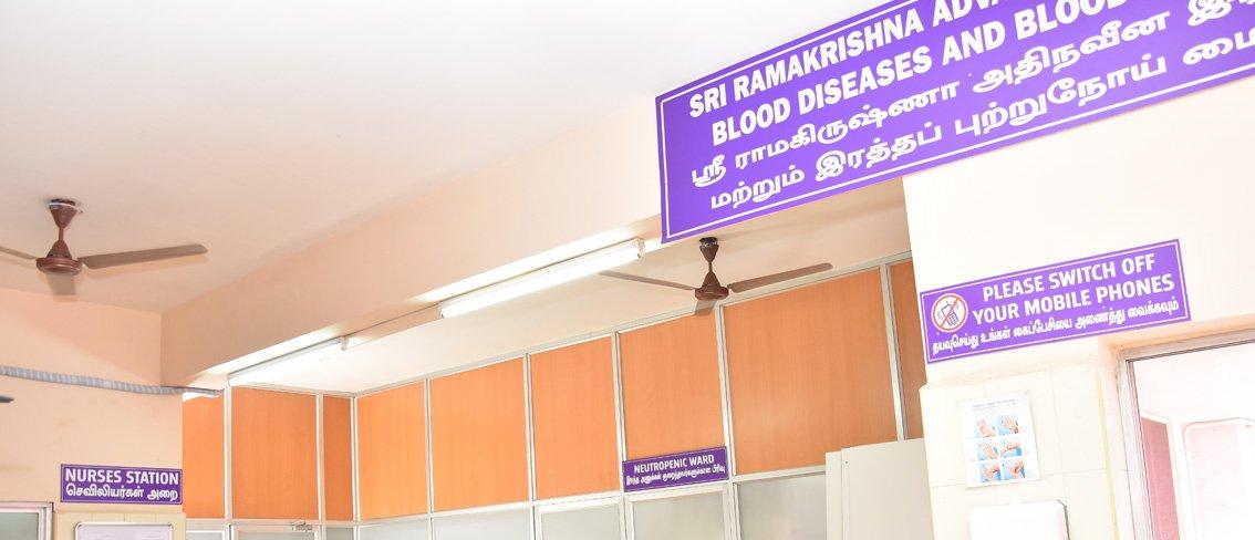 Clinical Haematology - Sri Ramakrishna Hospital