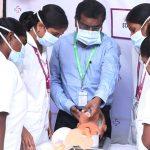 Cardio skill - Sri Ramakrishna Hospital