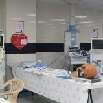 Nursing cardio skill - Sri Ramakrishna Hospital