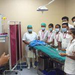 Nursing classes - Sri Ramakrishna Hospital