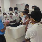 Practical classes - Sri Ramakrishna Hospital
