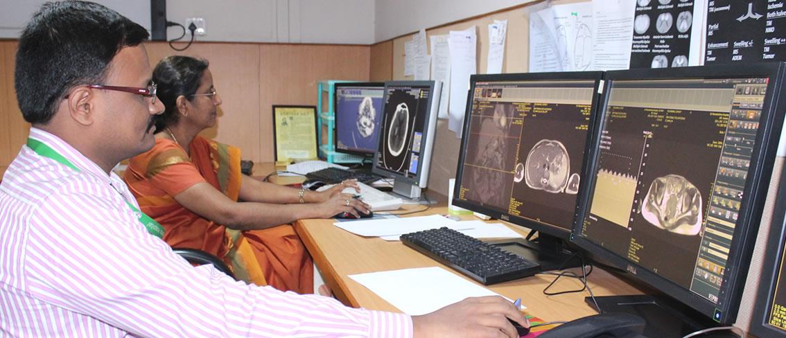 MRI and CT scan Center - Sri Ramakrishna Hospital
