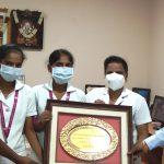 Appreciation for Nurses - Sri Ramakrishna Hospital