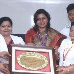 Best award for the month - Sri Ramakrishna Hospital