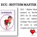 ECG - Rhythm Master